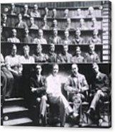 Professors Harvey Cushing, Howard Acrylic Print by Everett