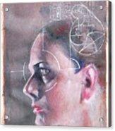 Profile Measured Acrylic Print