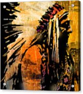 Profile Of Pride Acrylic Print