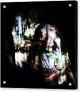 Projection - Body 2 Acrylic Print