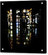 Projection - City 1 Acrylic Print