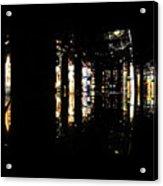 Projection - City 3 Acrylic Print