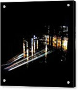 Projection - City 6 Acrylic Print