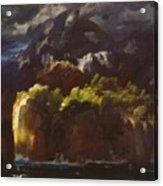 Prometheus 1883 Acrylic Print