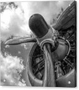 Prop Engine Acrylic Print