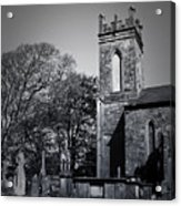 Protestant Church Macroom Ireland Acrylic Print