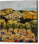 Provence 10080 Acrylic Print