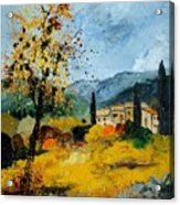 Provence 45 Acrylic Print
