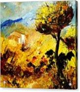 Provence 56 Acrylic Print