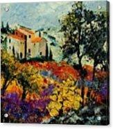 Provence 56900192 Acrylic Print