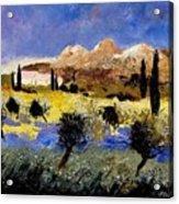 Provence 674525 Acrylic Print