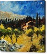 Provence 678965 Acrylic Print