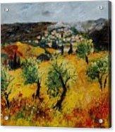 Provence 789080 Acrylic Print