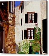 Provence Four Acrylic Print