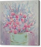 Provence Acrylic Print