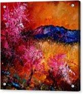 Provence560908 Acrylic Print
