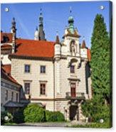 Pruhonice Castle  Acrylic Print