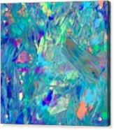 Psychedelic  Haze Acrylic Print