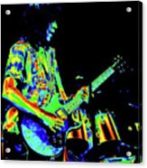 Pt78#27 Enhanced In Cosmicolors #2 Acrylic Print
