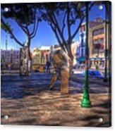 Puebla Mexico Acrylic Print