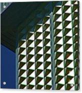 Pueblo Downtown Design 2 Acrylic Print