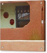 Pueblo Hacienda 8 Acrylic Print