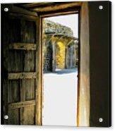 Puerta 2 Acrylic Print