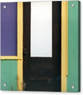Puerta De Los Angeles Acrylic Print