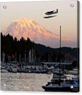 Puget Sound Landing Acrylic Print