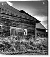 Pullman Barns Acrylic Print