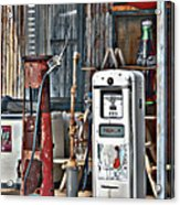 Pumps Acrylic Print