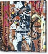 Punk Acrylic Print