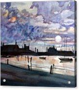 Punta Gorda Sunset Acrylic Print