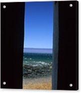 Punta Gorda - The Lost Coast Acrylic Print