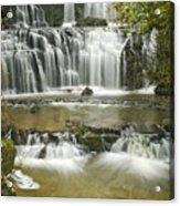 Purakanui Falls Acrylic Print