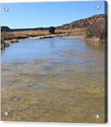 Purgatoire River 2 Acrylic Print