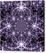 Purple Celeste  Acrylic Print