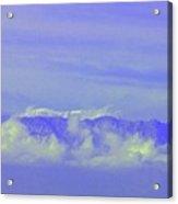 Purple Mountain's Majesty... Acrylic Print