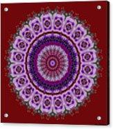 Purple Passion No. 2 Acrylic Print