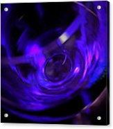 Purple Wine Acrylic Print