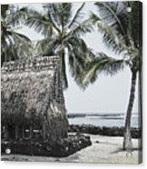 Pu'uhonua O Honaunau National Park Acrylic Print