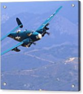 Pv-2 Harpoon At Salinas Acrylic Print