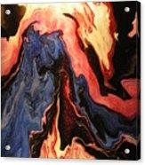 Pyroclastic Acrylic Print