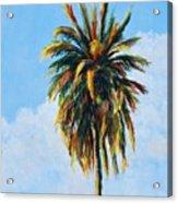 Quad Palms 4 Of 4 Acrylic Print