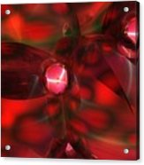 Quantum Acrylic Print