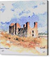 Quarari Mission Acrylic Print