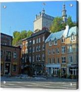 Quebec City 46 Acrylic Print