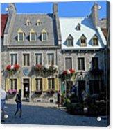 Quebec City 54 Acrylic Print