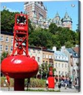 Quebec City 58 Acrylic Print