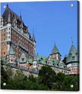 Quebec City 59 Acrylic Print